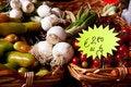 Free Fresh Produce At A Farmer S Market Stock Image - 16925611