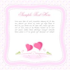 Free Valentine Card Stock Images - 16921854