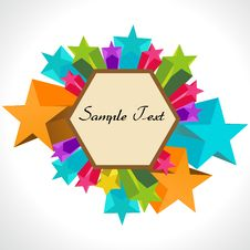 Free Vector Background Royalty Free Stock Photo - 16921895