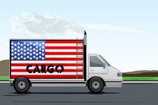 Free Usa Cargo Stock Images - 16921934