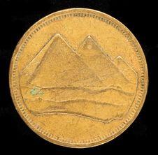 Free Egyptian Coin Stock Photos - 16922443