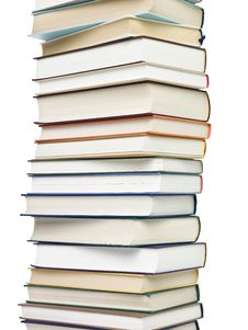 Free Pile Of Books Stock Photo - 16923090
