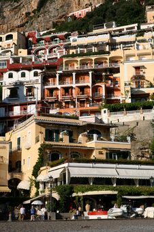 Free Positano Royalty Free Stock Photography - 16923227