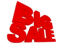 Free Big Sale Sign Stock Images - 16924244