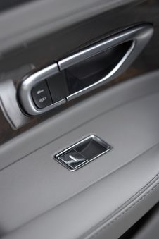 Free Car Interior Detail Stock Image - 16924791