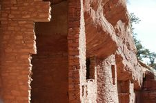 Free Cliff Dwellings In Colorado Springs Stock Image - 16925401