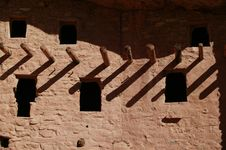 Free Cliff Dwellings In Colorado Springs3 Royalty Free Stock Photos - 16925428