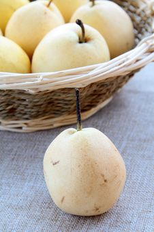 Free Pears Royalty Free Stock Image - 16925736