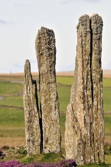 Free Ring Of Brodgar Stock Photos - 16926163