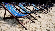 Free Rest Bench On The Beach Stock Photo - 16926850