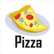 Free Pizza Royalty Free Stock Photo - 16927075