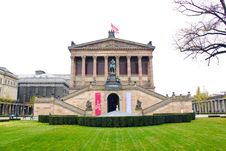 Free Berlin, Alte Nationalgalerie Stock Photos - 16927403