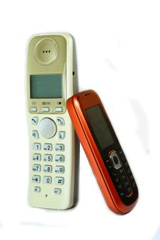 Free Telephones Royalty Free Stock Images - 16927849