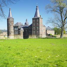 Free Heerlen Castle Stock Photos - 16928033