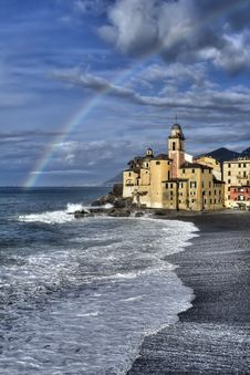 Free Camogli 1765 Stock Photos - 16928163