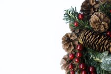 Free Christmas Decoration Background Stock Images - 16928194