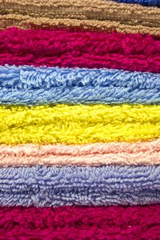 Free Bright Towel Stock Photos - 16928273