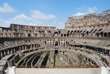 Free Colosseum Ruins Stock Image - 16928941