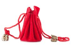 Free Little Red Bag Royalty Free Stock Photography - 16929257