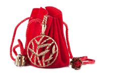 Free Little Red Bag Royalty Free Stock Photography - 16929287