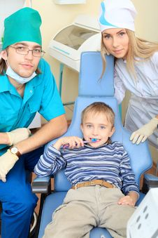 Free Pediatrics Stock Photography - 16929742
