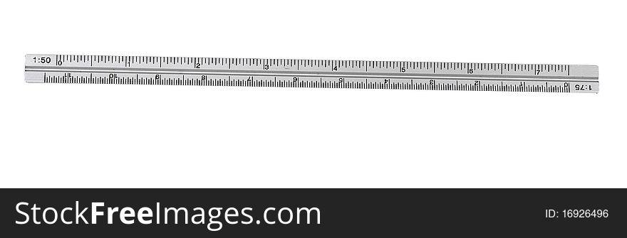 Scale rule