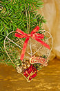 Free Christmas Ornament. Stock Images - 16931814