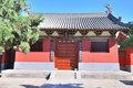Free Chinese Traditional Temple Building Royalty Free Stock Photography - 16932347