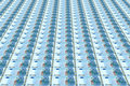 Free Euro Bank Bills Royalty Free Stock Image - 16932476