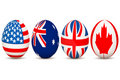 Free Country Flags On Egg Royalty Free Stock Photo - 16936905