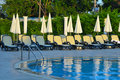 Free Empty Deck-chairs Stock Photo - 16937460