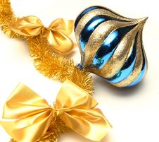 Free Christmas Decoration Royalty Free Stock Images - 16931929