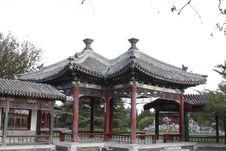 Free Fangsheng Pavilion Stock Photography - 16932312