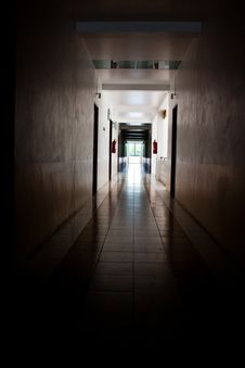 Free Corridor Stock Photography - 16933052
