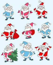 Free Santa Stock Photo - 16933970
