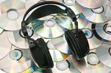 Free Headphones Stock Image - 16934971