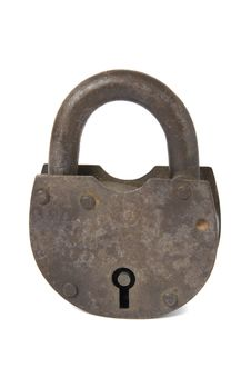 Free Old Rusty Padlock Stock Photos - 16935403