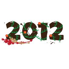 Free 2012 Jungle Stock Image - 16936321