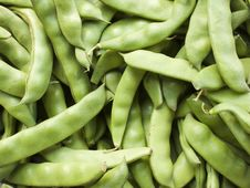 Free Snap Peas Background, Pattern Or Texture Royalty Free Stock Photos - 16936538