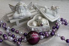 Free Christmas Decorations Royalty Free Stock Photos - 16936788