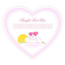 Free Valentine Card Stock Photo - 16936940
