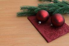 Free Christmas Balls Stock Image - 16937221