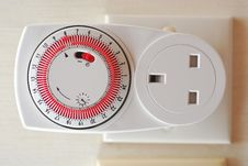 Free Timer Socket Stock Photography - 16937412