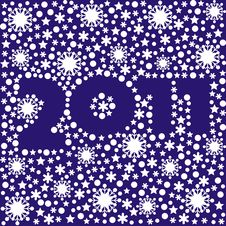 Free 2011 New Year Royalty Free Stock Photos - 16937608