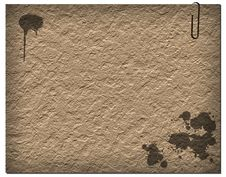 Free Textural Old Paper Royalty Free Stock Photography - 16937807