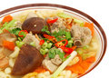 Free A Pasta Soup Bowl Stock Image - 16947401