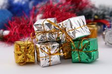 Free Gifts Stock Images - 16942494