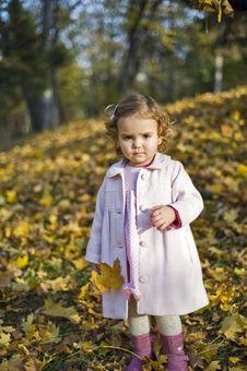 Free Little Girl Royalty Free Stock Photos - 16942688