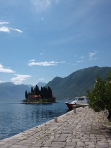 Free St. George S Island, Perast, Montenegro Royalty Free Stock Images - 16942959