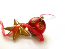 Free Christmas Decoration Royalty Free Stock Photography - 16943037